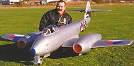PHB Gloster Meteor